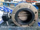 De Vleugelklep van het roestvrij staal Met Ce ISO keurt goed