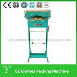 Servicio de tintorería Tienda / Hotel Use ropa Máquina de embalaje