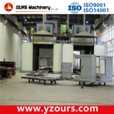 Automatic personalizzato Powder Coating Production Line da vendere