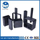 Pipa cuadrada redonda de GB/T13793 GB/T3091 Q195 Q235 Q345 Q420 Retangular