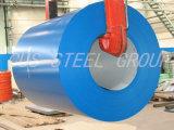 A bobina de aço de PPGI/a chapa de aço revestida cor/Prepainted a bobina de aço