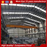 Construcción de edificios ligera prefabricada del almacén de la estructura de acero del marco