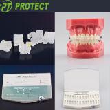 Ceramic dentale Brackets Orthodontic con 345hooks
