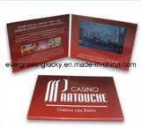 2.4-10.1inch Promotional Car Advertising Video Card
