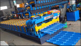 Крен плитки толя ISO формируя машину, крен плитки формируя машину, плитку Rollformer металла