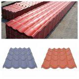 Легко установите плитку крыши для приватной дома в Китай