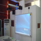 Multimedia Class 룸을%s Interactive Whiteboard를 가진 한세트 PC