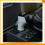 2 em 1 auscultadores sem fio de Bluetooth do carregador do carro com USB duplo movem Bluetooth V4.1