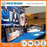 Stadio LED di colore completo che fa pubblicità allo schermo di visualizzazione del segno