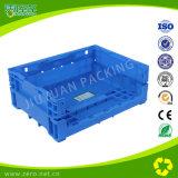 Plástico que dobra a caixa plástica para o transporte logístico do Workhouse