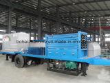 Rolle Bohai-914-650, die Maschine bildet