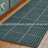 Fatto in stuoia di gomma resistente all'acido dell'anti di slittamento della Cina della cucina della stuoia stuoia di gomma di drenaggio
