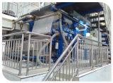 Науглероживая бумажная лакировочная машина