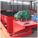 Spiraalvormige Sand Washing Machine/Sand Washer met 10-100tph