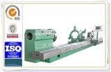 Tornio orizzontale professionale del nord di CNC di Cina per il giro dell'asta cilindrica lunga (CG61160)