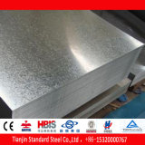 Dipped quente (prepainted) Galvanized Steel (telhadura) Sheet Supplier