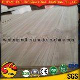 madeira compensada natural do Teak de 6mm Burma
