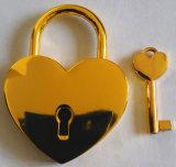 Cadenas de Noël, cadeaux serrure, cadenas. Cadenas d'or, Al-G030