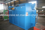 Máquina de doblado hidráulico de la placa de metal con Delem Da52s