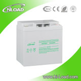 Batería de plomo 12V 24ah del almacenaje de la batería de la energía solar