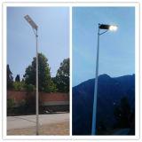 Nuovo prodotto 6W a 80W tutto in un indicatore luminoso di via solare