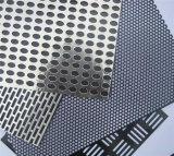 Perforated лист металла, сетка пробивая отверстия