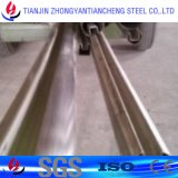 Tubo de acero inoxidable 316L 1.4404 de Hl/No. 4/tubo para el uso al aire libre
