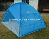 Kundenspezifisches im Freienkind-Pool-Zelt mit UVschutz