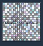 Glatter Ziegelstein-Entwurfs-Glassteinmosaik