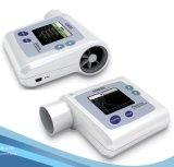 De Verklaarde Spirometer van Contec Ce met de Software van de Analyse