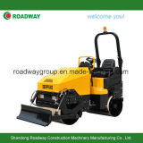 2 Tonnen-Bulldozer-Schaufel-Straßen-Rolle, Vibrationsrolle mit Bulldozer-Schaufel