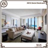 Мебель спальни гостиницы шарфа кровати гостиницы самомоднейшая