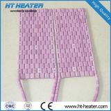 Fcp hohe flexible keramische Auflage-Heizung der Geschäfts-Temperatur-80V