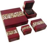 Papel ondulado quadrado personalizado/caixas de empacotamento de madeira