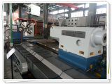 Китая Lathe сперва сверхмощный горизонтальный для подвергать цилиндр механической обработке 40t (CG61160)
