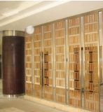 Kundenspezifischer im Freienfarben-dekorativer Edelstahl-Teiler-Bildschirm