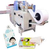 Mini máquina de embalaje del papel del tejido del bolsillo de la servilleta