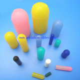 Protezione di estremità su ordinazione della gomma di silicone