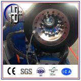 セリウムは高品質Dx68の油圧ホースのひだが付く機械を証明する