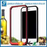 Caisse colorée hybride transparente semblable de téléphone de Supcase pour la note 7 de Samsung