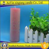 بيضاء يشمّ عمود شمعة من الصين شمعة مصنع
