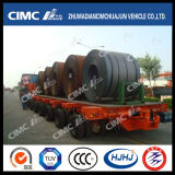 Cimc Huajun Gans-Neck Hydraulisches-Lift Multi-Axles Trailer für Special Use