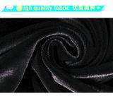 Camisola feita sob encomenda do Velour do colar do Mens da forma