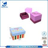Коробка печатание превосходного качества славная упаковывая