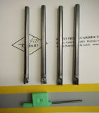 내부 도는 공구를 위한 Cutoutil C08K-Sclcr06 탄화물 무료한 바 탄화물 정강이
