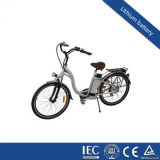Elektrischer Fahrrad-silberne Fisch-Typ 48V6.6ah Li-Ionbatterie für 250With350With500W Motor Ebike