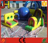 子供のためのおかしく膨脹可能な障害ゲーム