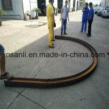 Tipo chinês que dá forma à fábrica do moinho