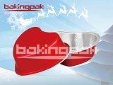Heart-Shaped Spitzenaluminiumbacken-Kuchen-Verpackung für Weihnachten und Hochzeit