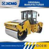 XCMG Beamter Xd123 12ton Doppelt-Trommel statische Straßen-Rolle für Verkauf